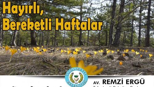 HAYIRLI BEREKETLİ HAFTALAR