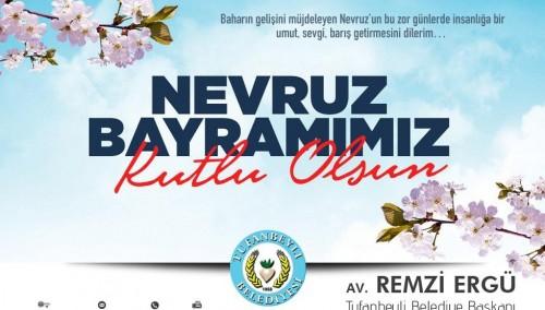 BAHARIN MÜJDECİSİ NEVRUZ..