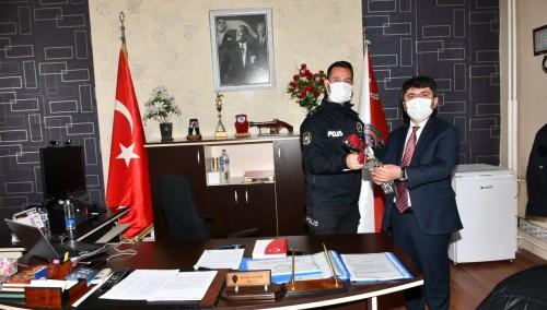 POLİS HAFTASI KUTLAMALARI