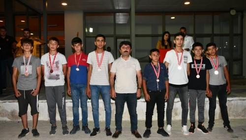 30 Ağustos Zafer Bayramı ve Yaz Spor Okulları Şenliği
